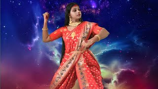 Jatajutta Samayuktam Dance    জটাজুট সমাযুক্তাম    Durga Puja Special Dance Cover    Mahalaya Dance