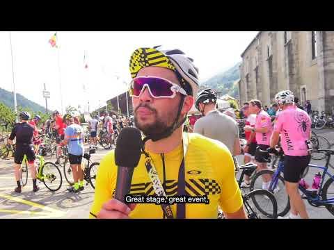 Bénévoles - L'Etape du Tour 2018
