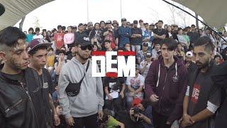 AKATZUKI vs. DINAMITA FLOW: 4tos - DEM Civil War 2018