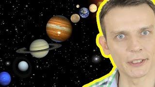 Wszystkie Planety w Jednej Linii !!!