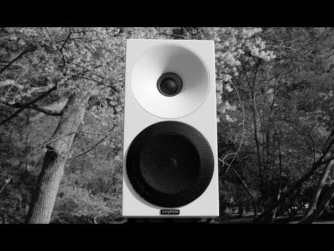 External Review Video iAgGt3s1bHY for Amphion Helium410 Bookshelf Loudspeaker
