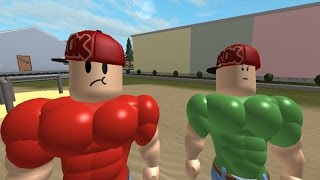 ROBLOX Bully Story - Routine (Alan Walker Part 4)