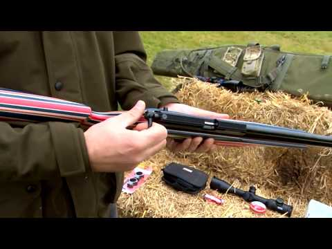 New air rifle setup – 'The ABC of HFT'