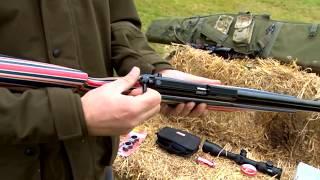 New air rifle setup - 'The ABC of HFT'