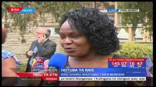 Mbiu ya KTN: Taarifa kamili - Hotuba ya nne ya Rais Uhuru kenyatta - 15/3/2017