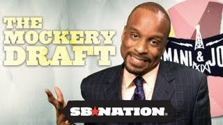 The Mockery Draft - Bomani & Jones, Episode 11 thumbnail