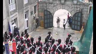 preview picture of video 'Los Gabachos lucharon hasta el final en la Reconquista de Vigo 2014'