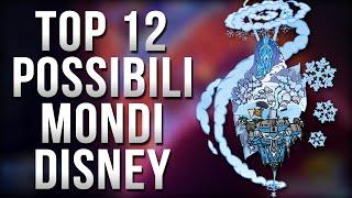 Kingdom Hearts 3 - TOP 12 Possibili Mondi Disney - dooclip.me