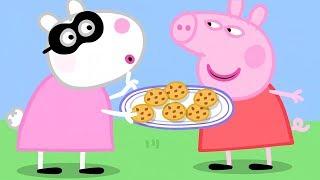 Свинка Пеппа | Весёлого Хеллоуина🎃 | Секретный клуб | Мультики