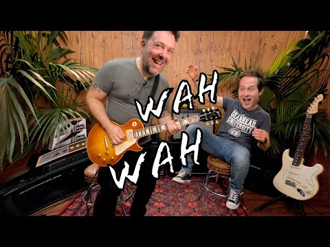 How to Wah - Are two Wah pedals better than one?