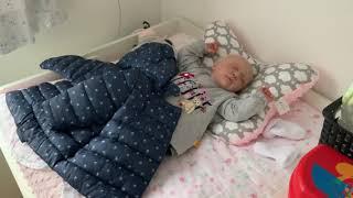 Ein rollenspiel mit reborn baby und künstlerpuppen (unbezahltes werbevideo )das video ist nicht für