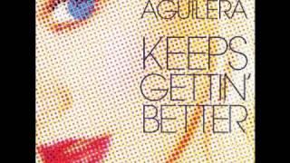 Christina Aguilera - Keeps Gettin' Better (Tom Neville's Worse For Wear Remix)