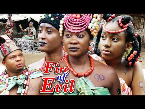 Fire Of Evil Season 3 - (New Movie) 2018 Latest Nollywood Epic Movie   Latest Nigerian Movies 2018