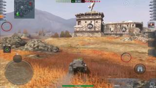 Luchs Tier 4 World of Tanks: Blitz Android HD Gameplay Trailer