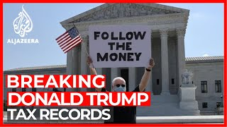 US Supreme Court rules Trump must turn over financial records