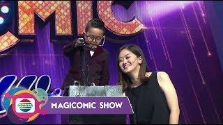 Daus Mini, Badan Boleh Mini Tapi Asisten Main Sulap Cantik Banget - Magicomic Show