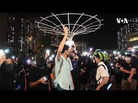 美国之音中文部驻白宫记者黄耀毅谈他在香港的经历