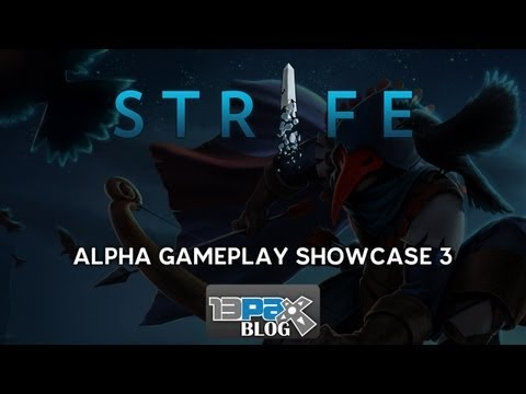 PAX Video Blog 5 — Alpha Gameplay Showcase 3