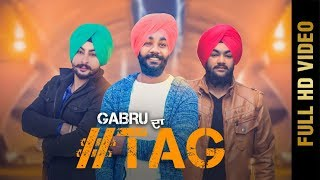 GABRU DA HASH - TAG (FULL HD)| GUR SUNNY | New Punjabi Song 2018 | Amar Audio