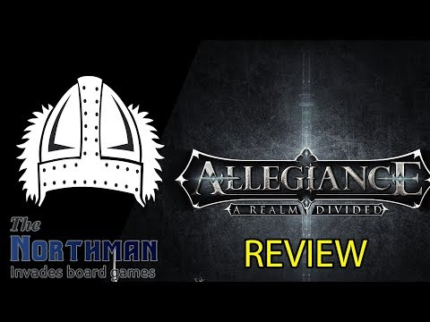 The Northman invades Allegiance: A Realm Divided