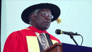 Calestous Juma, DSc – McGill 2013 Honorary Doctorate Address