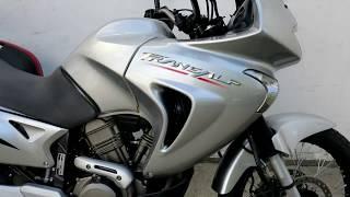 Honda Transalp 650cc 52CP