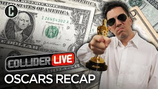 Oscars Recap - Did Kristian Win Money? - Collider Live #79