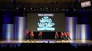 Lil Peepz - Philippines (Junior Division) @ #HHI2016 World Semis!!