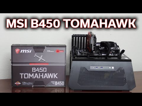 MSI B450 Tomahawk – Review