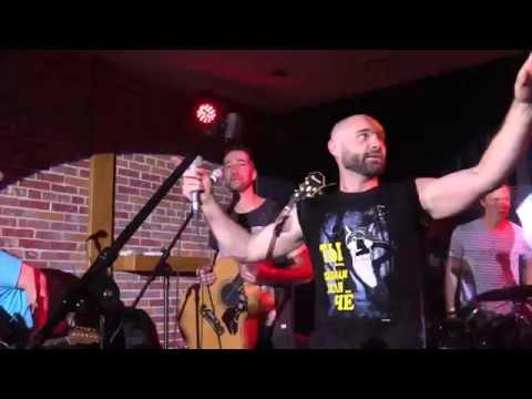 Группа «180° Band» - кавер концерт группы «Ленинград»