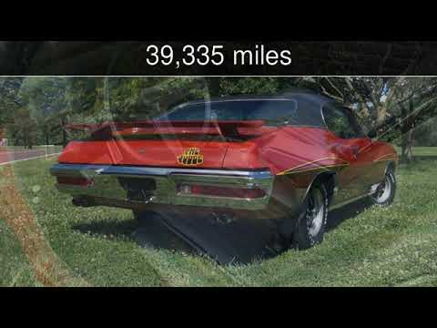 Video of 1970 Pontiac GTO - $59,995.00 Offered by Velocity Motorsports LLC - Q8A0