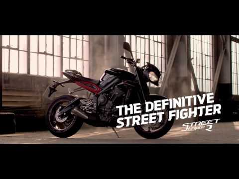2019 Triumph Street Triple R LRH in Shelby Township, Michigan - Video 1