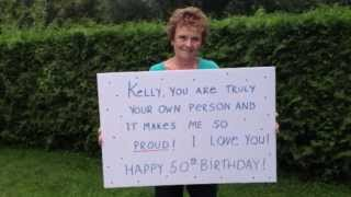 Kelly Childs Surprise 50th Birthday Party Video Tribute To Kelly