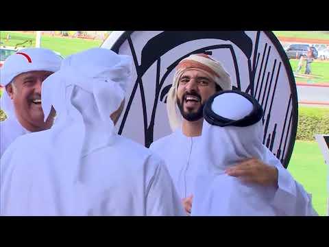 مهرجان ولي عهد دبي– حول وزمول 20-2-2018 م - تتويج الفائزبن بالرموز
