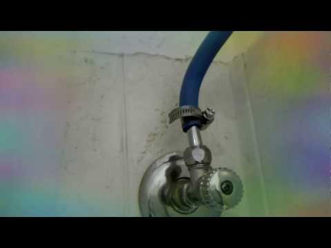 Flessibile bagno indistruttibile (Tubo doppio isolamento)