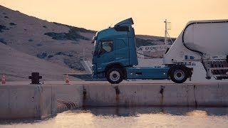Volvo Trucks – The new Volvo FM - A better view of your operations