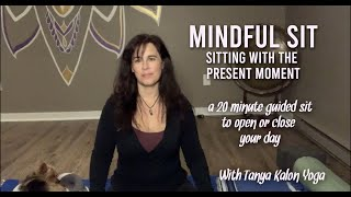 Mindful Sit – Sitting with the Present Moment (Feb 12)