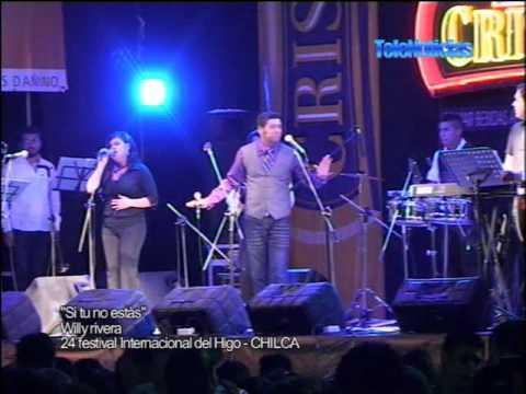 telenoticias45   WILLI RIVERA   24 FESTIVBAL INTERNACIONAL DEL HIGO CHILCA 2012