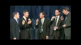 Acappella Cover 'Sweet Fellowship' Harmony Quartet