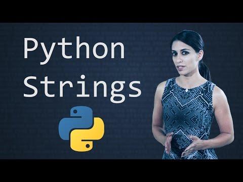 Python Strings      Python Tutorial      Python Programming