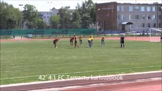 preview picture of video 'Läänemaa JK Haapsalu 7-1 FC Tarvastu (tipphetked)'