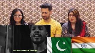 Tandav Dino James Ft Girish Nakod Pakistan Reaction