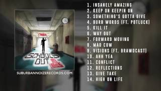 Johnny Richter - School's Out (Still Laughing) Album Stream