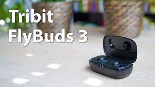 Tribit FlyBuds 3 im Test - Günstige TWS Bluetooth-Hörer mit gutem Sound - und integrierter Powerbank