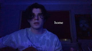 home (cover) by matthew hall