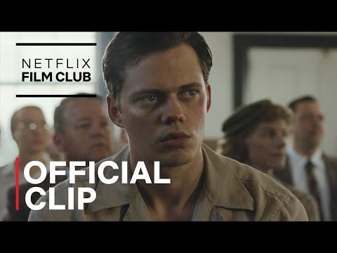 The Devil All The Time | Church Scene | Netflix
