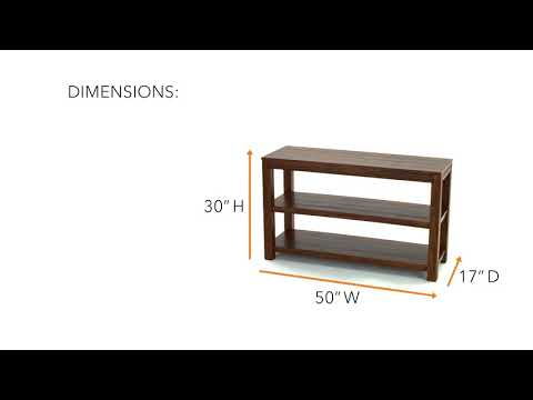 Grinlyn T660-4 Sofa Table