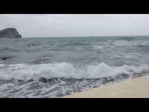 Адриатическое море. Будва. Черногория.
