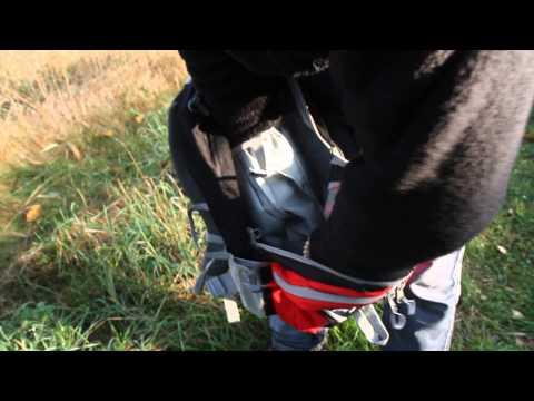 Городской рюкзак Nova Tour «Агент 32» V2. Видеообзор.