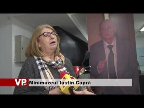 Minimuzeul Iustin Capră